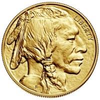 American Gold Buffalos Obverse