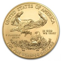 American Gold Eagles Reverse