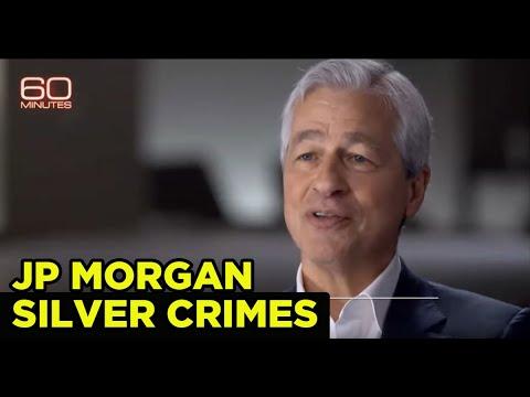 JP Morgan Silver Crimes Manipulation Jaime Dimon