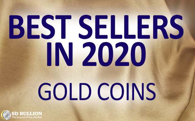 Best Sellers in 2020 - Gold Coins
