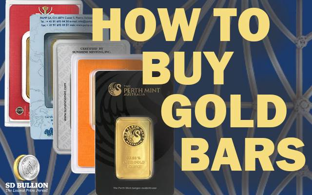 How to Buy Gold Bars Guide