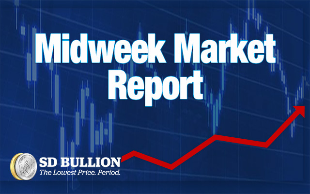 Commodities, Gold, & Silver Weak Before Fed's Moment Of Truth