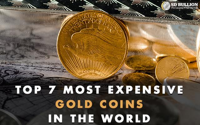 Top 7 Most Expensive Gold Coins in The World Ever Sold