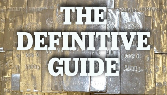 The Definitive Silver Buying Guide