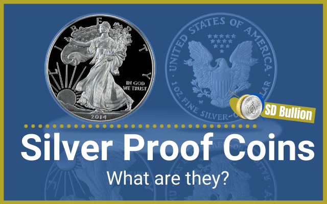 What Is A Proof Coin? Compare Different Types of Proof Coins