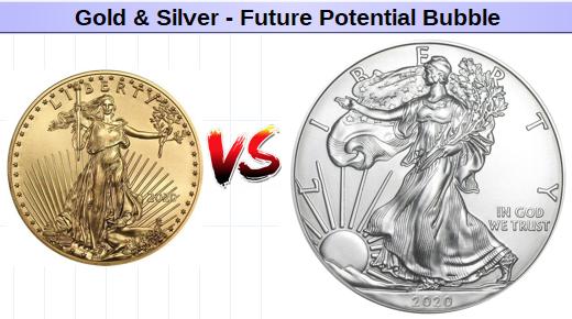 gold vs silver SD Bullion blog silver podcast gold podcast