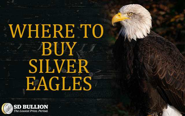 Where to Buy Silver Eagles