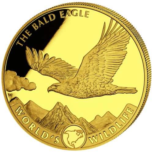 Geiger Bald Eagle Gold Coins