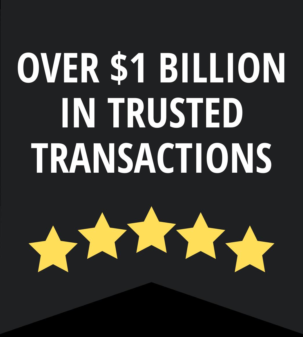 One Billion Transactions Image