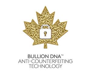 Bullion DNA Anti Counterfeiting Technology Logo