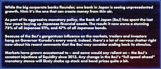 Corporate Banks Passage