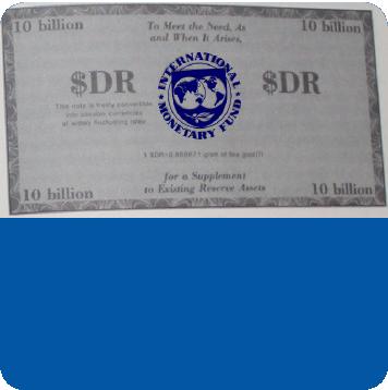 IMF SDRs vs Bullion Back