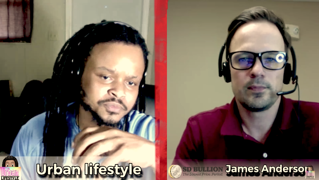Bullion Dealer Interview with James Anderson