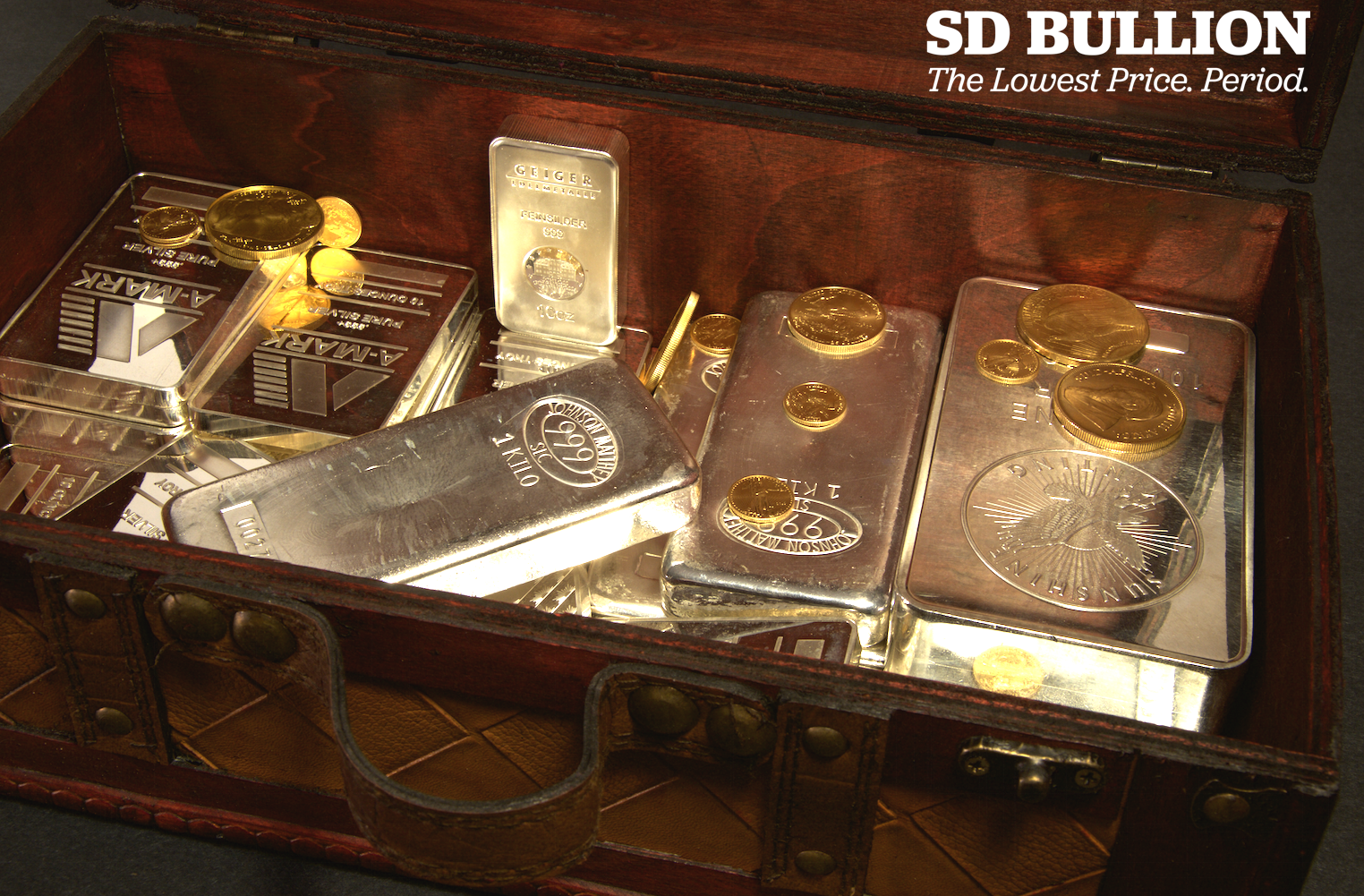 How To Store Silver Bullion
