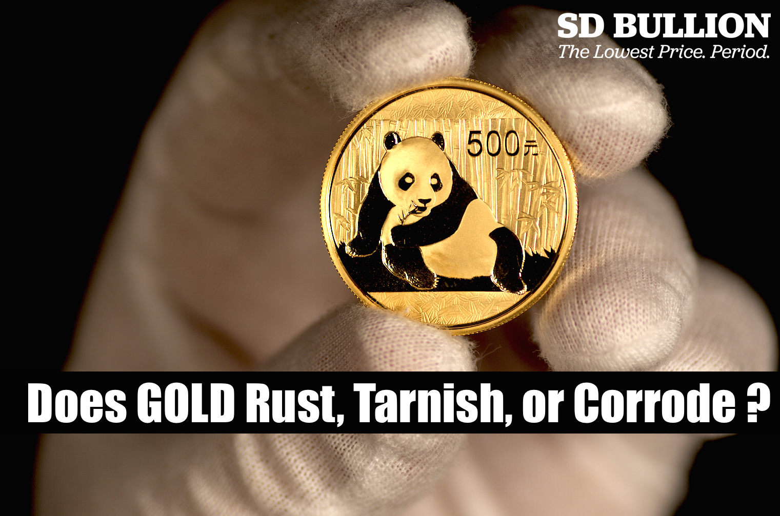 Does GOLD Rust, Tarnish, or Corrode?