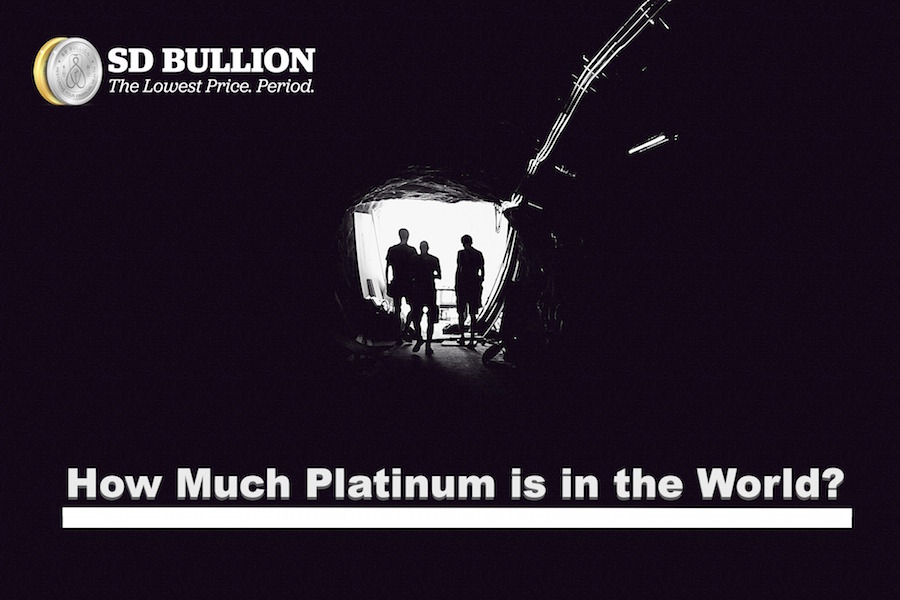 How Much Platinum is in the World?