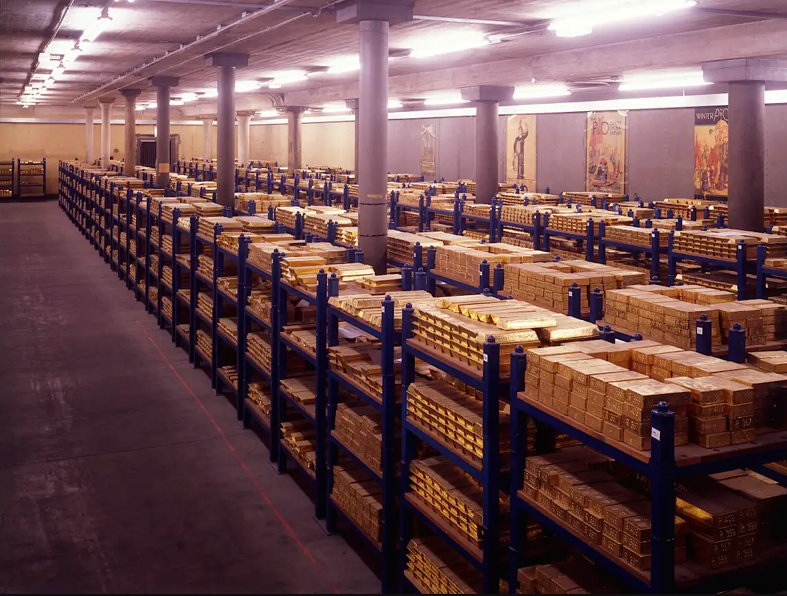 How much is a tonne of Gold Worth? Bank of England Gold SD Bullion sdbullion.com/blog/how-much-is-a-ton-of-gold-worth