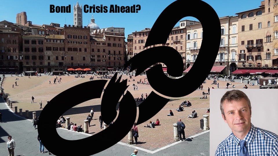 Next Financial Crisis is in Bonds  | Keith Dicker | Macro Voices