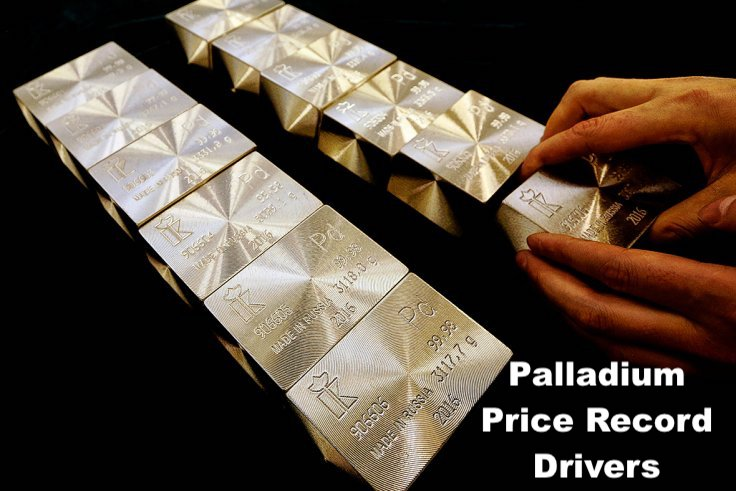 Palladium Price Record Drivers | David Jensen