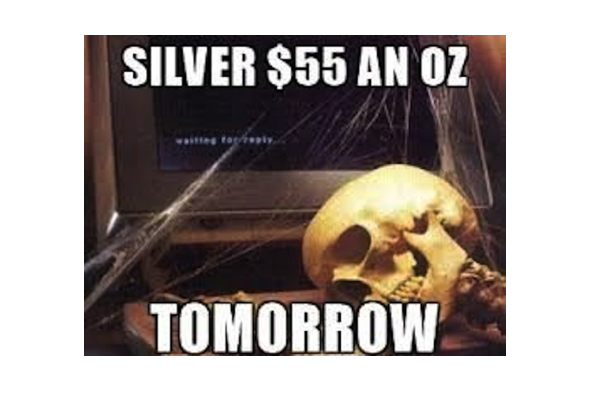 Silver Price Forecast fall 2018 - Is Below $13 oz Possible?