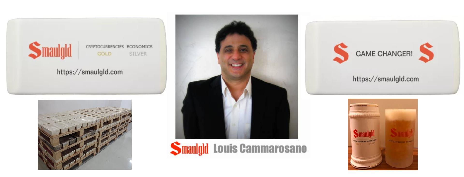 Gold Silver News Update SmaulGld.com Smaul Gld Louis Cammarosano Bullion Podcast