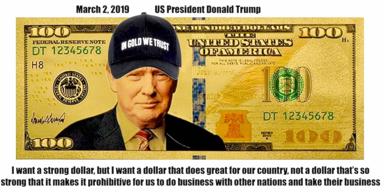 Trump'$ Bearish US Dollar Take | Ronnie Stoeferle, In Gold We Trust Report