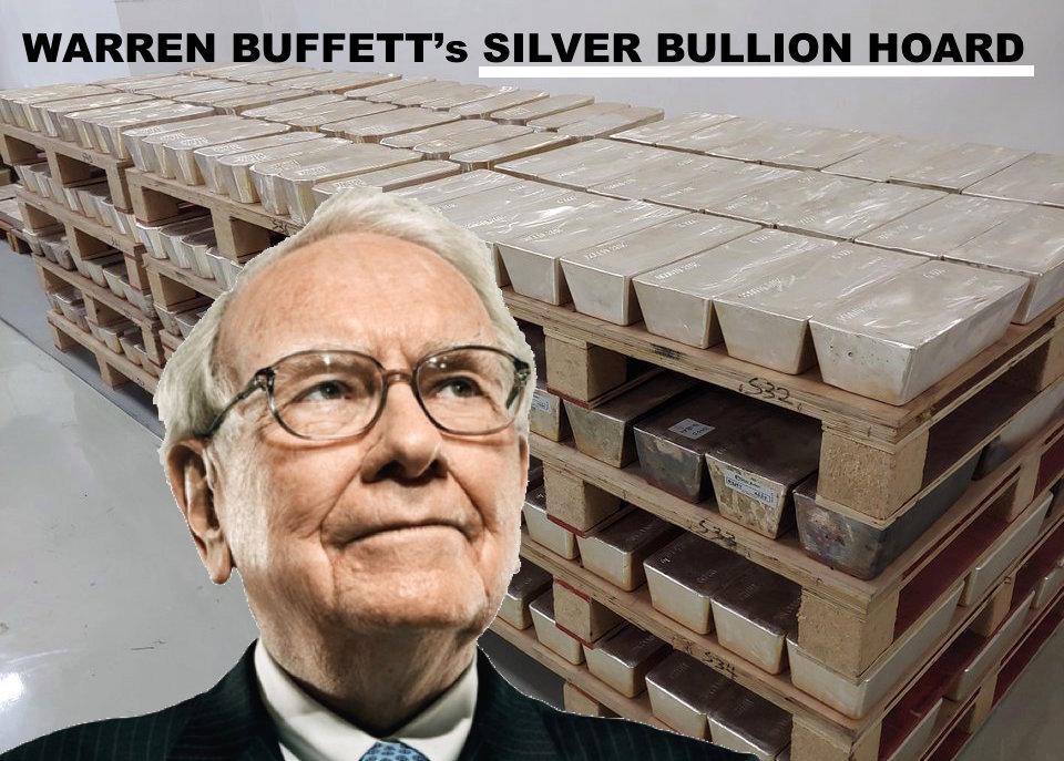 Warren Buffett Silver Hoard 1997-2006