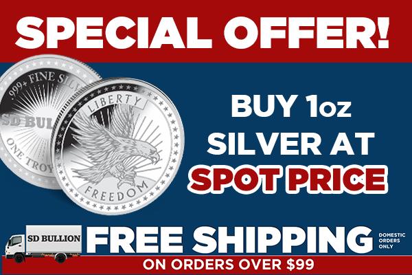Buy Silver at Spot