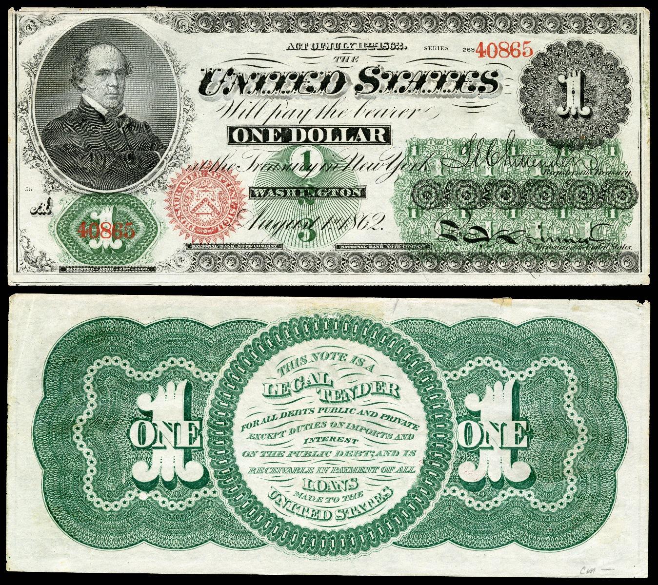 greenback vs gold dollar coin values Civil War SD Bullion SDBullion.com.jpg
