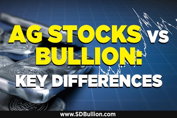 Paper Silver Stocks vs Silver Bullion: Key Differences