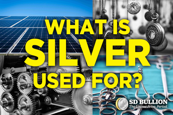 What is Silver Used For? | Silver Uses