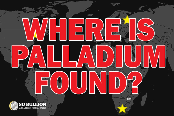 Where is Palladium Found and Mined?