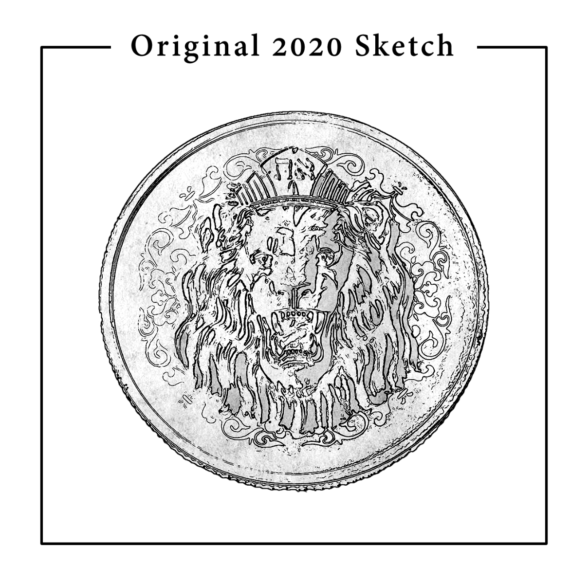 2020 Truth Coin Series 2020 Roaring Lion Tree Of Life Silver Coins