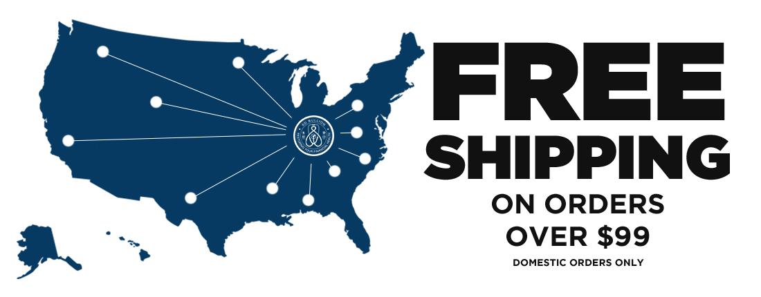 SD Bullion Free Shipping