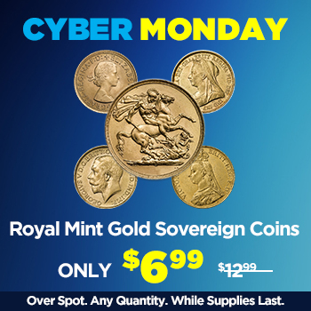 Royal Mint Gold Sovereign Coin