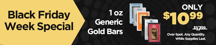 Generic Gold Bars