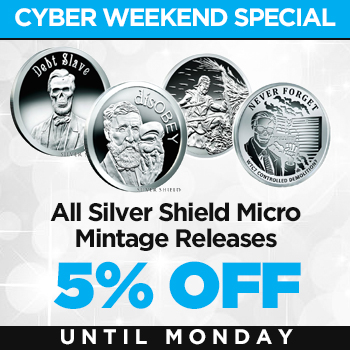 Silver Shield Micro Mintage Releases