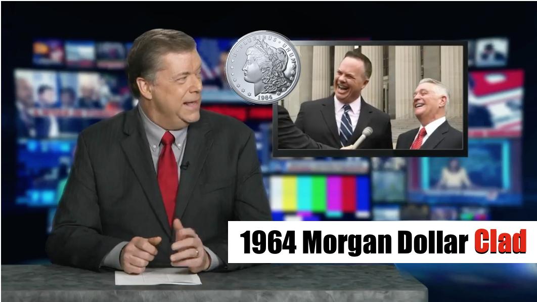 1964 Morgan Dollar | As Seen on TV Sarcasm