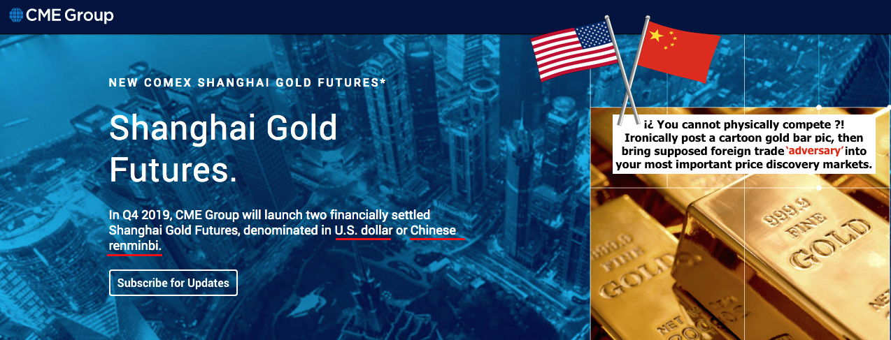 Chinese Gold Futures | What is COMEX & US Treasury up to?