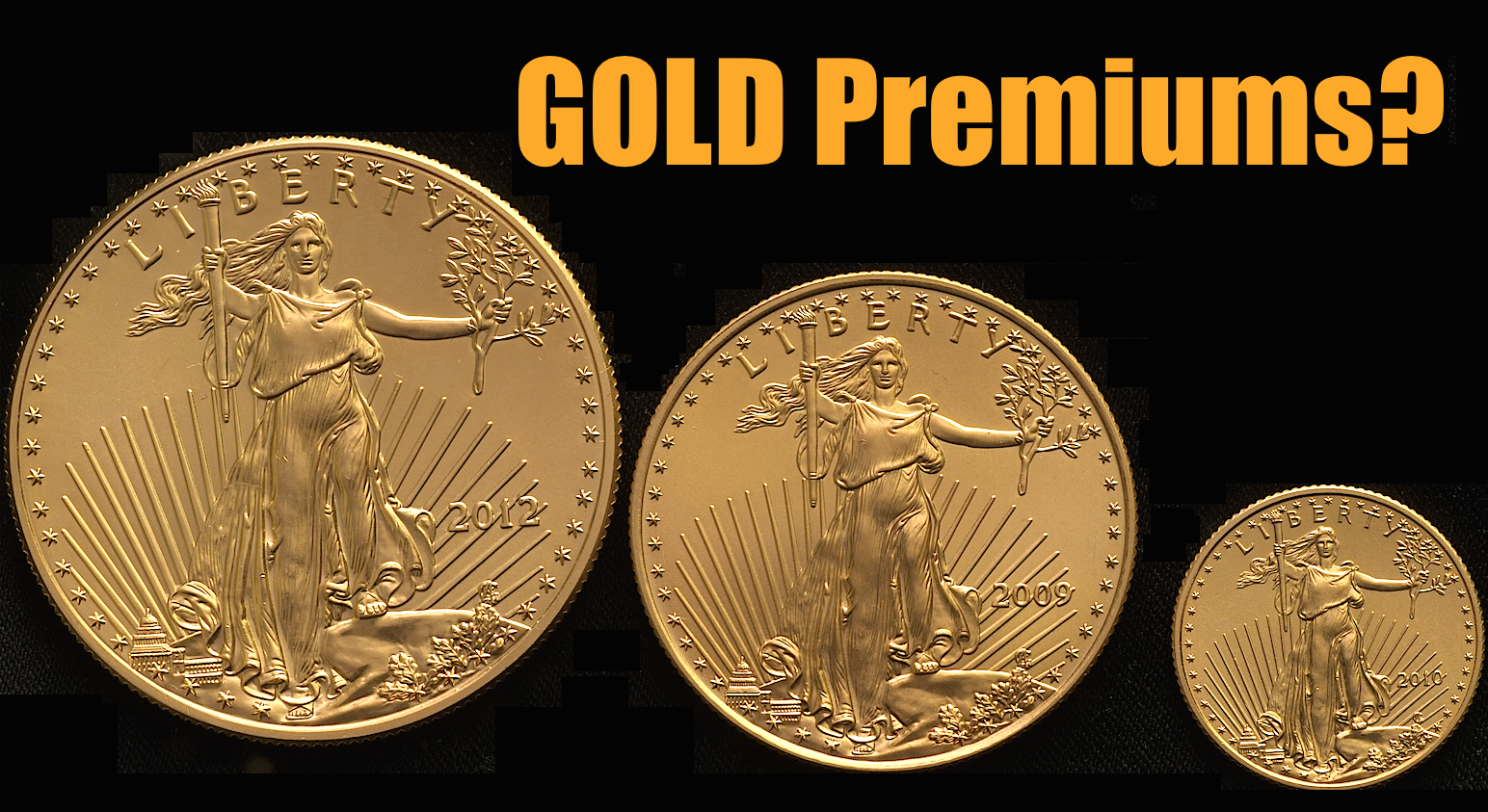 Gold Premiums? | Price Markups for Gold Bullion Products