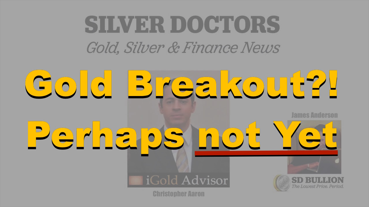 Gold Price Analysis | Christopher Aaron, iGold Advisor