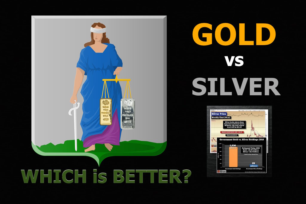 Is Silver better than Gold? | Why Silver is better than Gold