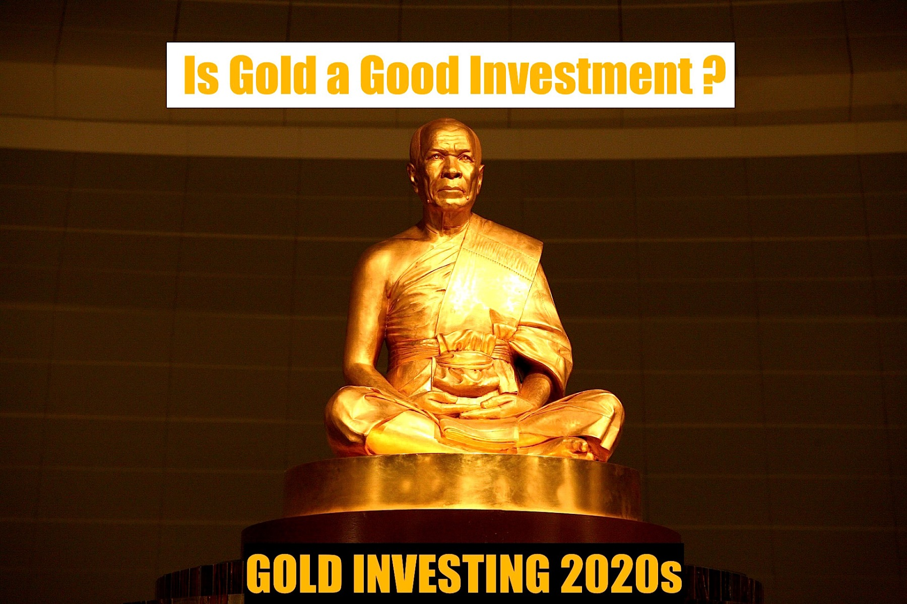 Gold Investing 2020s