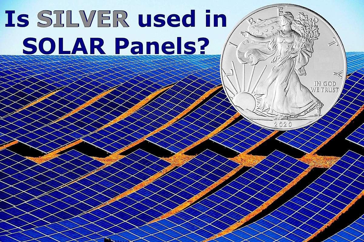 Is Silver Used in Solar Panels? | Silver in Solar Panels