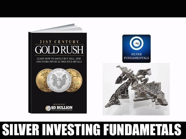Silver Bullion Buying Silver Investing 2020s
