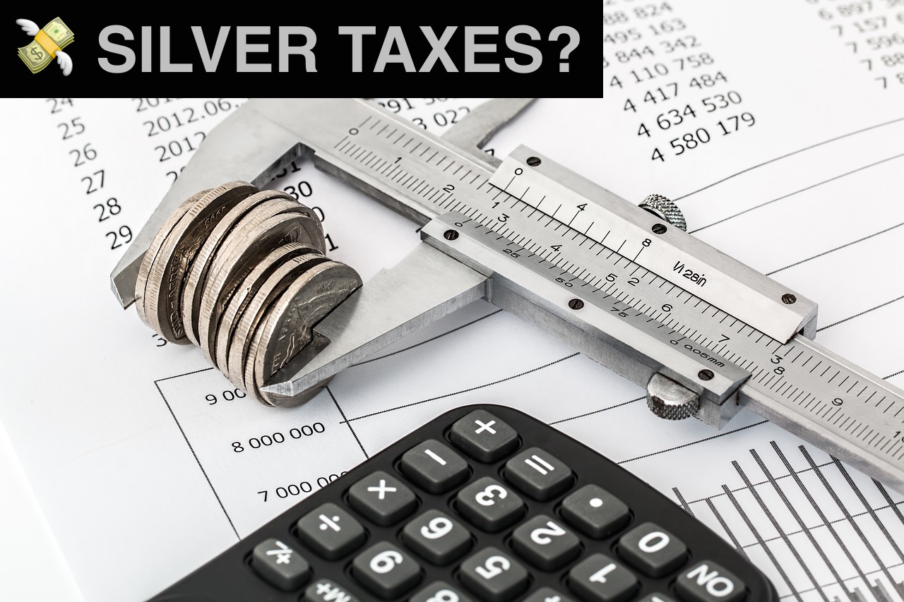 SILVER TAXES   Selling Silver Coins Tax Implications