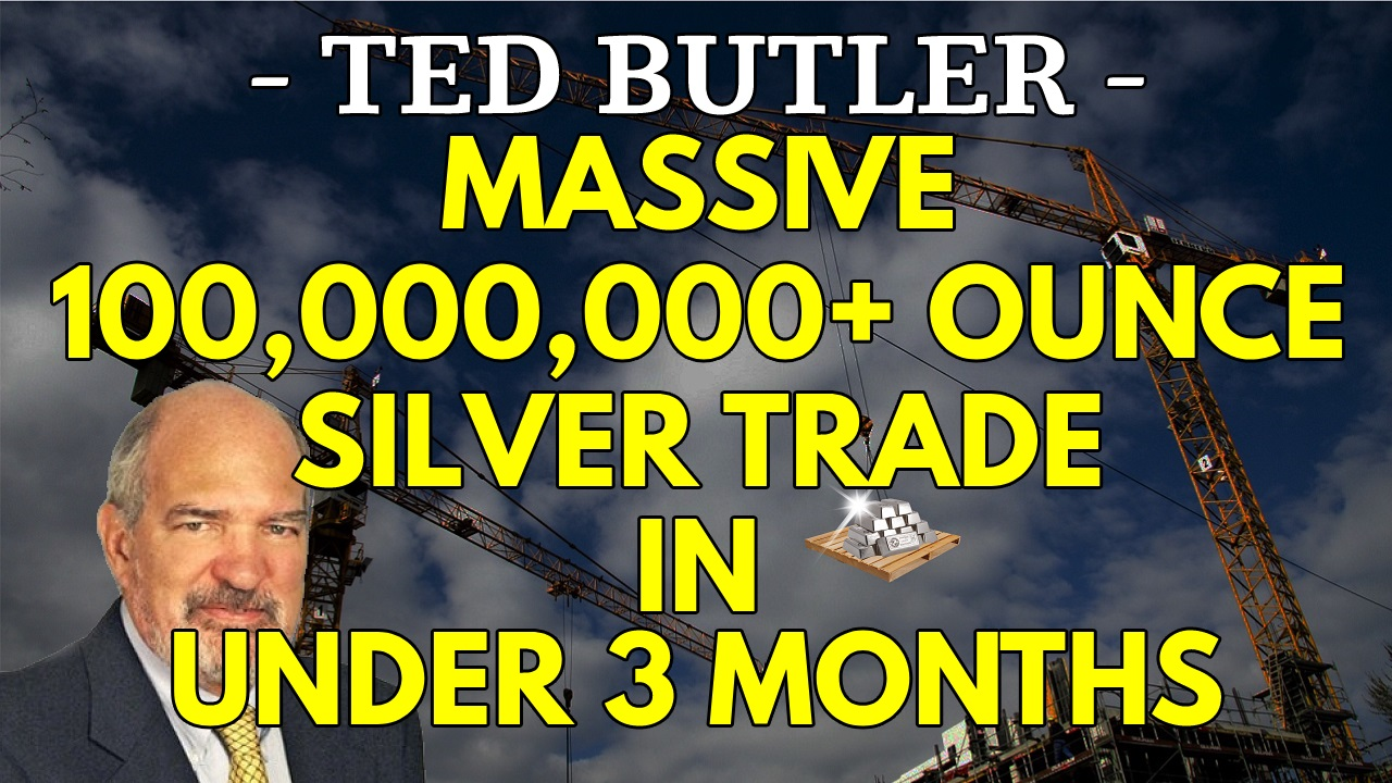 Ted Butler | +100 Million oz Silver Trade, JP Morgan Busted Again