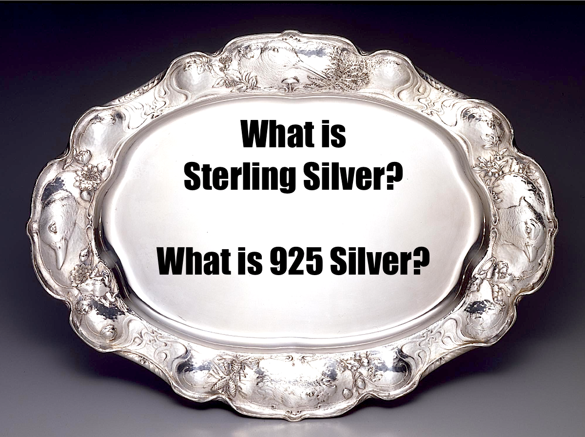 What is Sterling Silver? | What is 925 Silver?