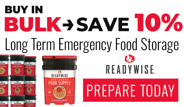 SD Bullion Readywise Survival Food