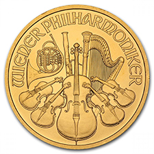 Best Gold Coins to Buy for Investment Austrian Gold Philharmonic Coins